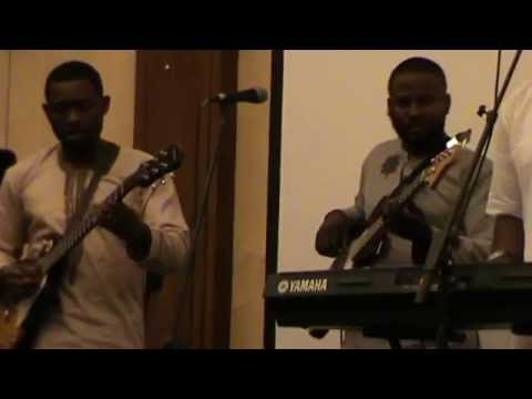 BGYS BAND AT Nigerian in DOHA QATAR 2015, 1 . NIDO QATAR