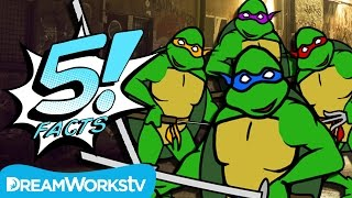 5 Facts About TMNT That Will Shred Your Shell | 5 FACTS