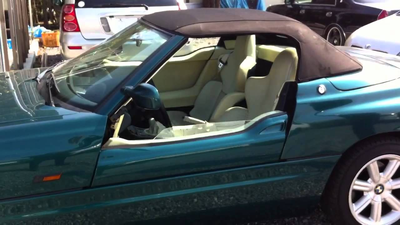 bmw z1 youtube. Black Bedroom Furniture Sets. Home Design Ideas