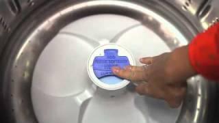 Washer - Liquid Fabric Softener Usage