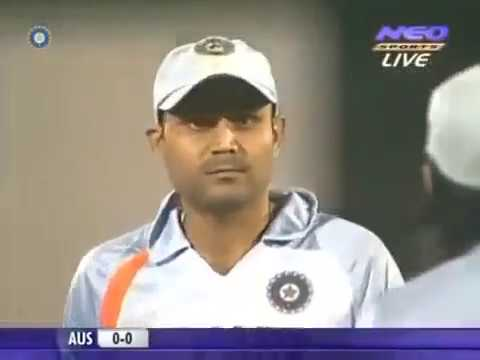 India VS Australia Only T20 International 2007 Full Match Re