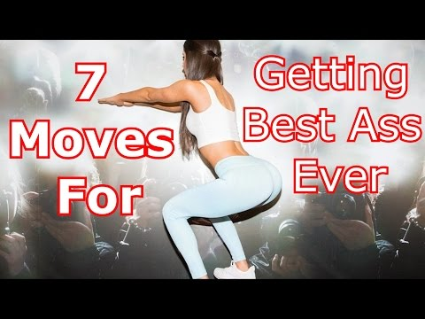 7 Moves for Getting the Best Ass Ever [] jen selter workout []