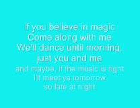 Aly & AJ – Do You Believe In Magic Lyrics | Genius Lyrics