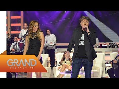Zijo Valentino i Aleksandra Dabic - Volim te jos - (LIVE) - GK - (TV Grand 18.12.2017.)
