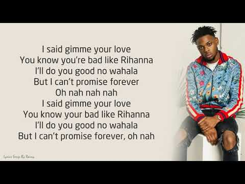 Yxng Bane - Rihanna   Lyrics Songs