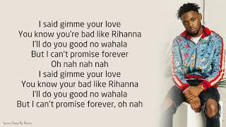 Yxng Bane - Rihanna | Lyrics Songs
