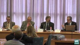 XV World Economy Meeting - José Luis Machinea (ENG)