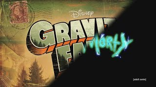 Rick and Morty ↔ Gravity Falls ▶ Intro Swap