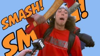 Repeat youtube video smash, Smash, SMASH! (now on iTunes)