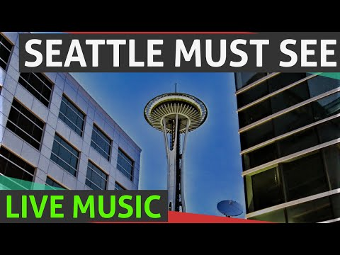 Seattle Live Music Concert Must See, What to do in Seattle, Washington