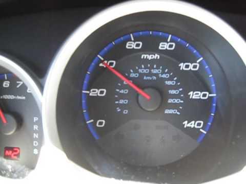 2007 honda fit sport 0 60 mph youtube for Honda fit 0 60