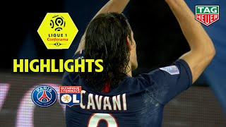 Paris Saint-Germain - Olympique Lyonnais ( 4-2 ) - Highlights - (PARIS - OL) / 2019-20