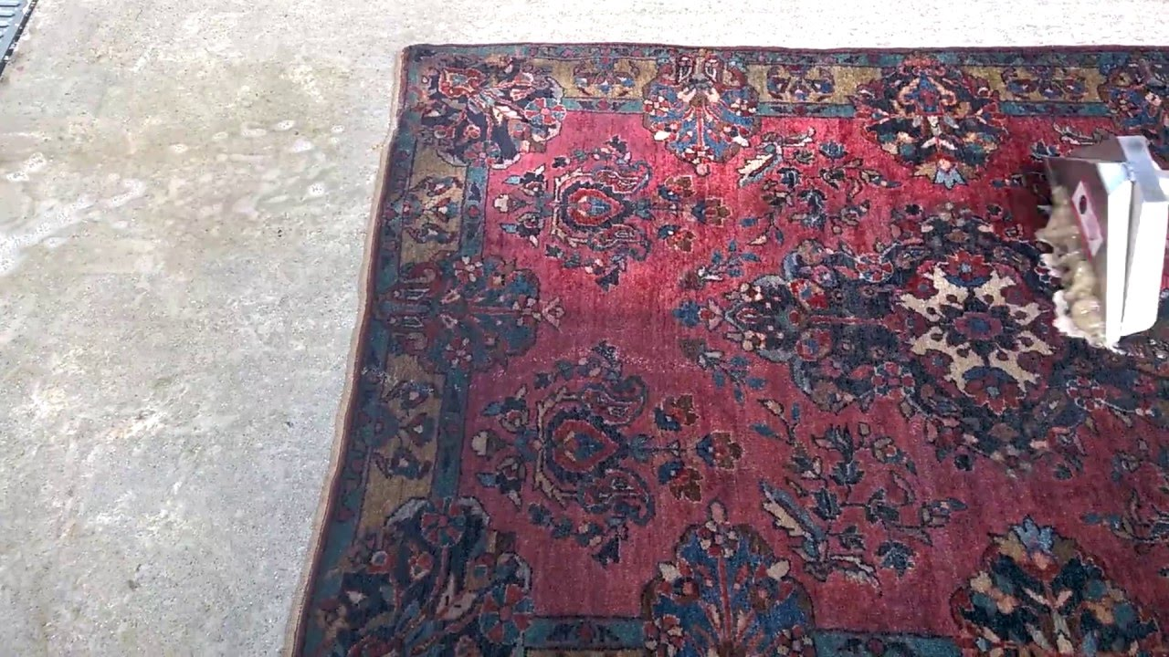Cleaning Handknotted Wool Rugs By Captain Rug Wash From Plymouth Rug  Cleaning