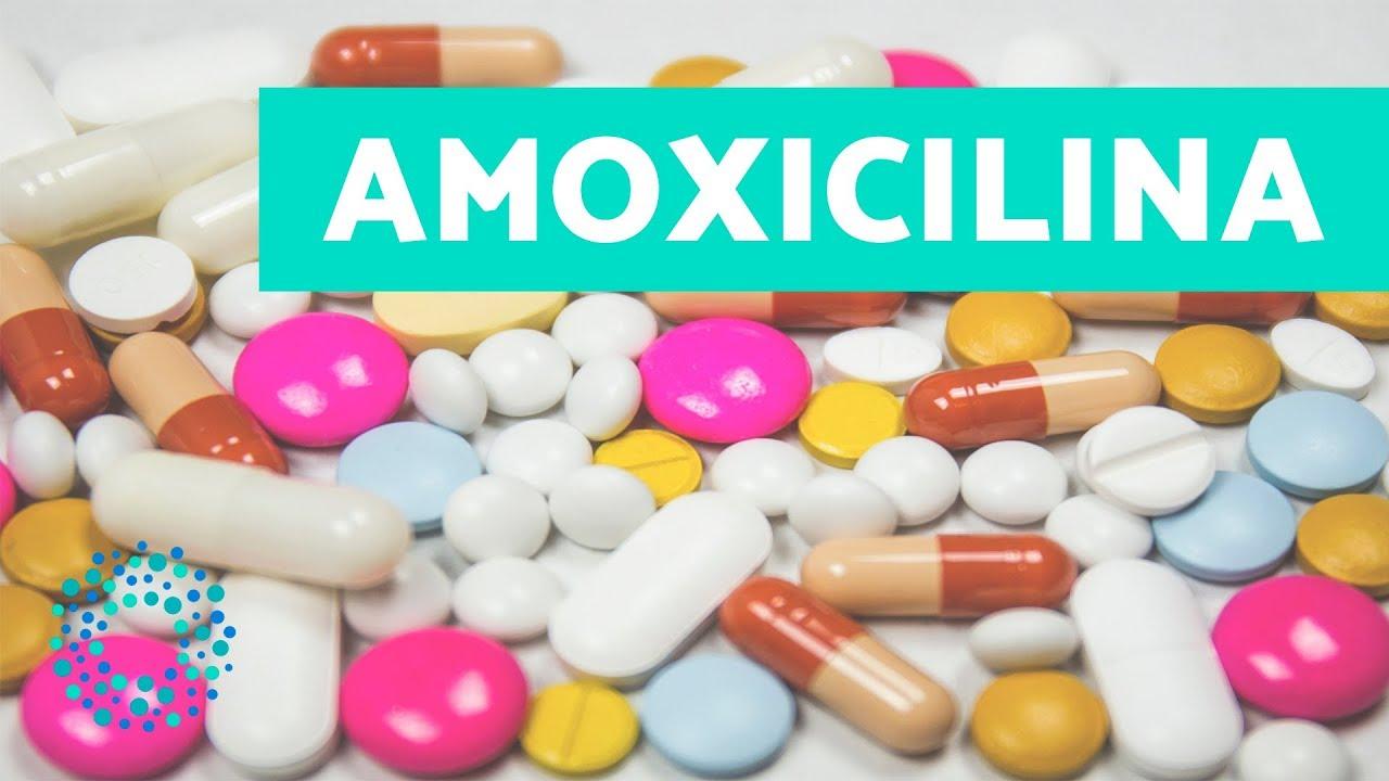 amoxicilina para la próstata