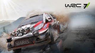 Прохождение игры WRC 7 #1 Начало карьеры