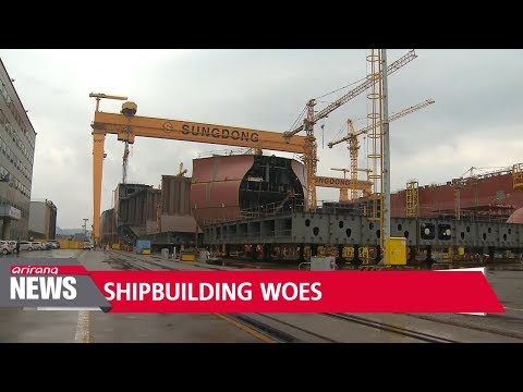 Sungdong Shipbuilding heading toward court receivership, STX to push for self-reliance