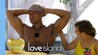Rykard Dramatically Quits The Show After Rachel Is Dumped - Love Island 2016