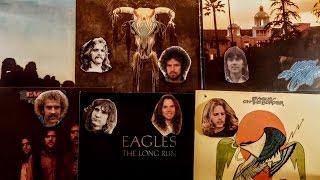 Eagles Vinyl Albums 1972 1979