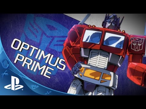 TRANSFORMERS: Devastation - Playable Character Features | PS4, PS3