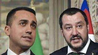 Di Maio - Salvini, il duello dei Facebook Live:
