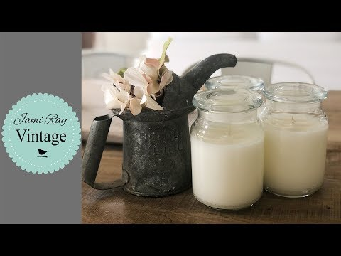Candle Making   How To Make Scented Candles