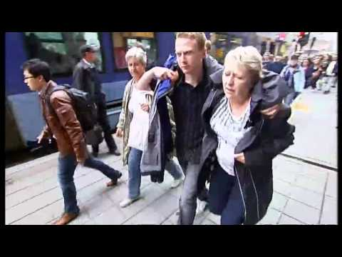 Norway attacks - Lindsey Hilsum reports