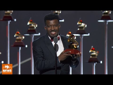 Delino Marçal - Conquista Grammy Latino 2019 (#News)