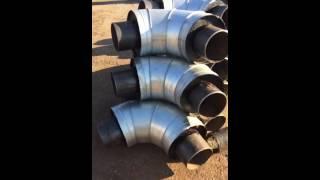 Неподвижные опоры ППУ по ГОСТ 30732(Изготавливаем и продаем теплоизолированные трубы и фасонные изделия в ППУ изоляции (отводы, переходы, трой..., 2016-09-15T12:11:27.000Z)