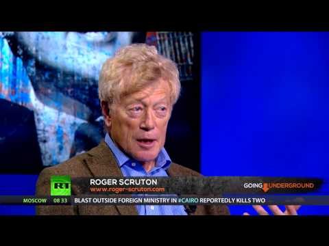 'Reluctant capitalist' – Roger Scruton explains how to be a conservative