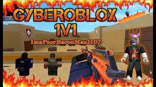 Roblox Counter Blox 1v1 ImaPoorBaconMan1107 Pt 1