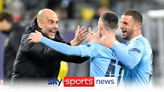 The Football Show: A look at Manchester City as Guardiola guides club to Champions League semi-final