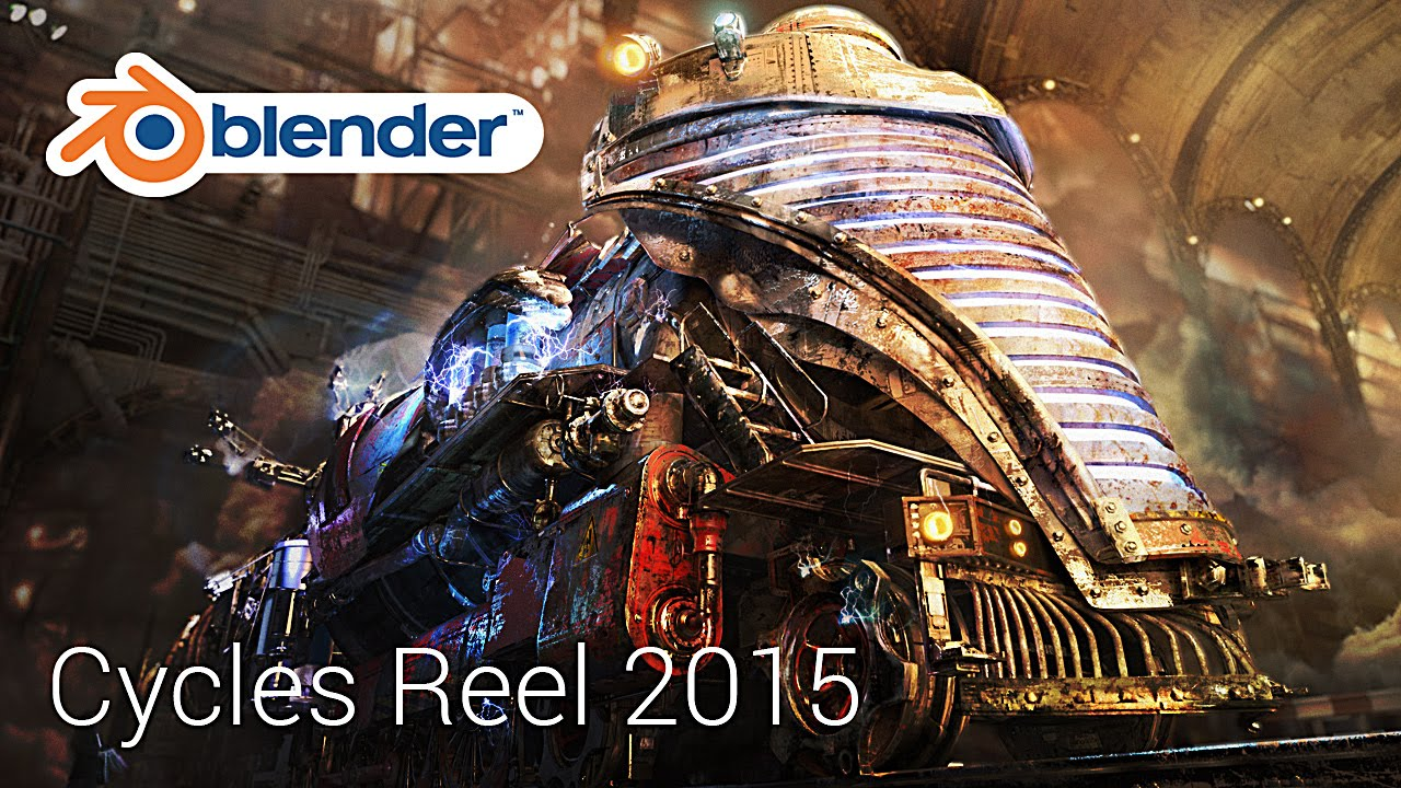 Cycles Demoreel 2015  YouTube