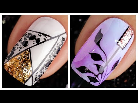New Nail Art Design 2019 ❤️💅 Compilation For Beginners | Simple Nails Art Ideas Compilation #88 thumbnail