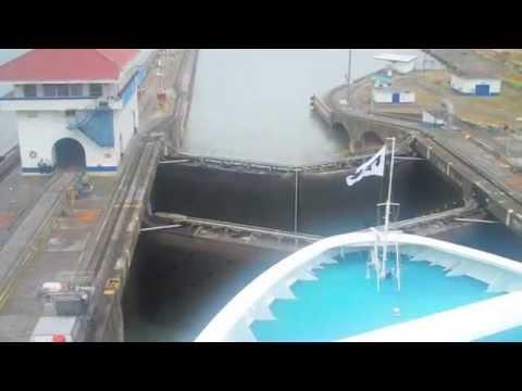 Panama Canal and Gatun Lake
