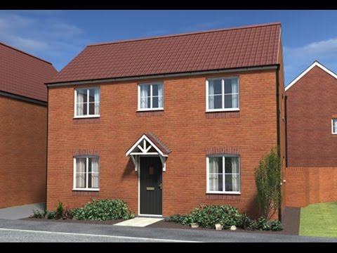 Lioncourt Homes - The Alder @ Woodland View, Telford, Shropshire  By ShowHomesOnline (Archived)