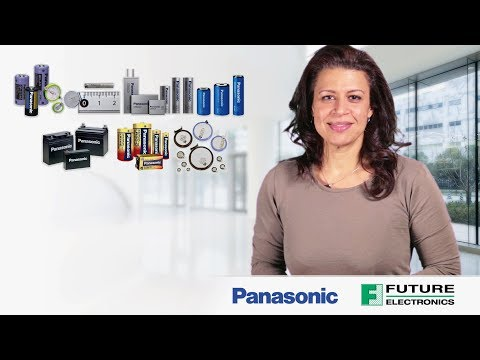 Panasonic's Industrial Alkaline Batteries: Features, Benefits And Applications