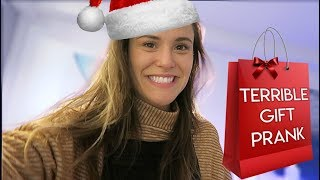 GIVING PEOPLE TERRIBLE GIFTS | Pranks | AYYDUBS