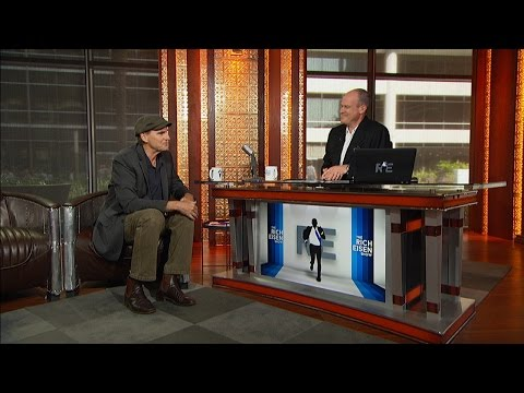 Musician James Taylor Discusses New Album 'Before This World' in Studio - 9/25/15