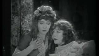 "Lillian & Dorothy Gish in ""Orphans of the Storm"" 1921"