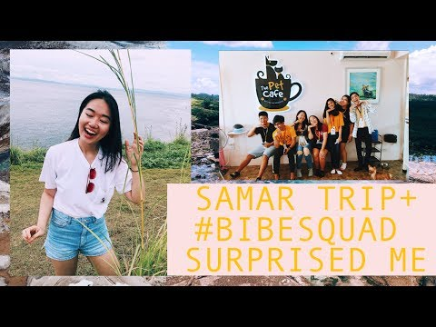 SUMMER in SAMAR (Biri Rock Formation, Pink Beach)