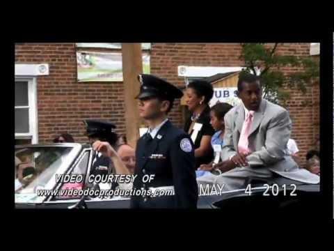 Winchester Apple Blossom Festival - Daniel Morgan Middle School Marching Band