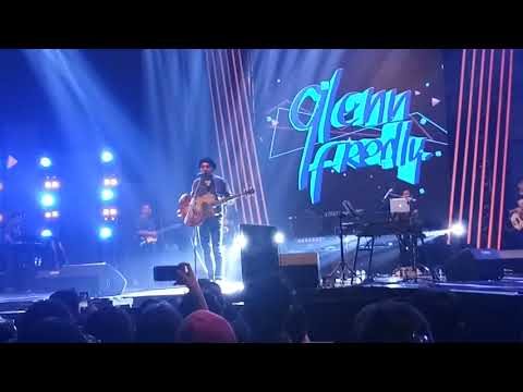 Glenn Fredly feat. dj Tiara Eve & Silva (Special Nicky Manuputi) Live at Mandiri Karnaval 2017