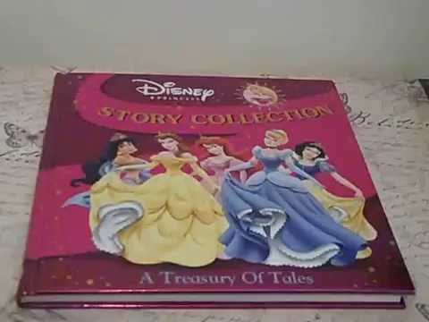 Disney Princess Story Collection A Treasury of Tales