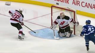 New Jersey Devils vs Toronto Maple Leafs - March 23, 2017 | Game Highlights | NHL 2016/17