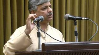 Seminar on Sir Syed - His Personality and Thoughts at University of Gujrat Part-5.mpg