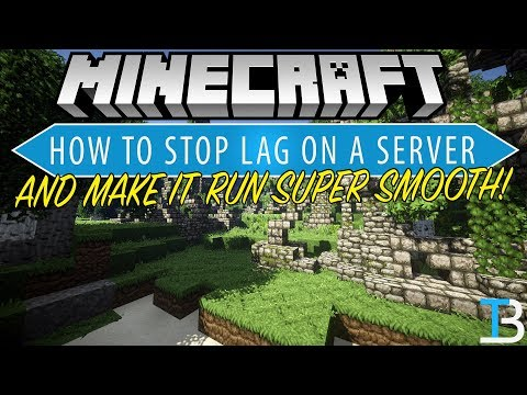 How To Stop Lag On A Minecraft Server (Increase Minecraft Server Performance!)