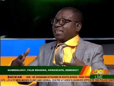 Numerology, Palm Reading, Horoscope, Demonic? – Badwam on Adom TV (5-9-19)