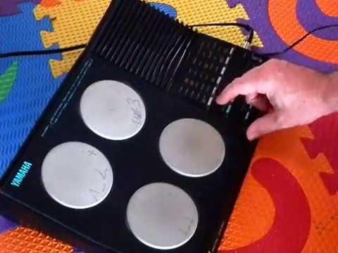 yamaha dd5 electronic drums demo youtube rh youtube com Yamaha DD5 Manual Yamaha DD5 Midi