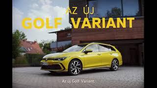 Az új Golf Variant