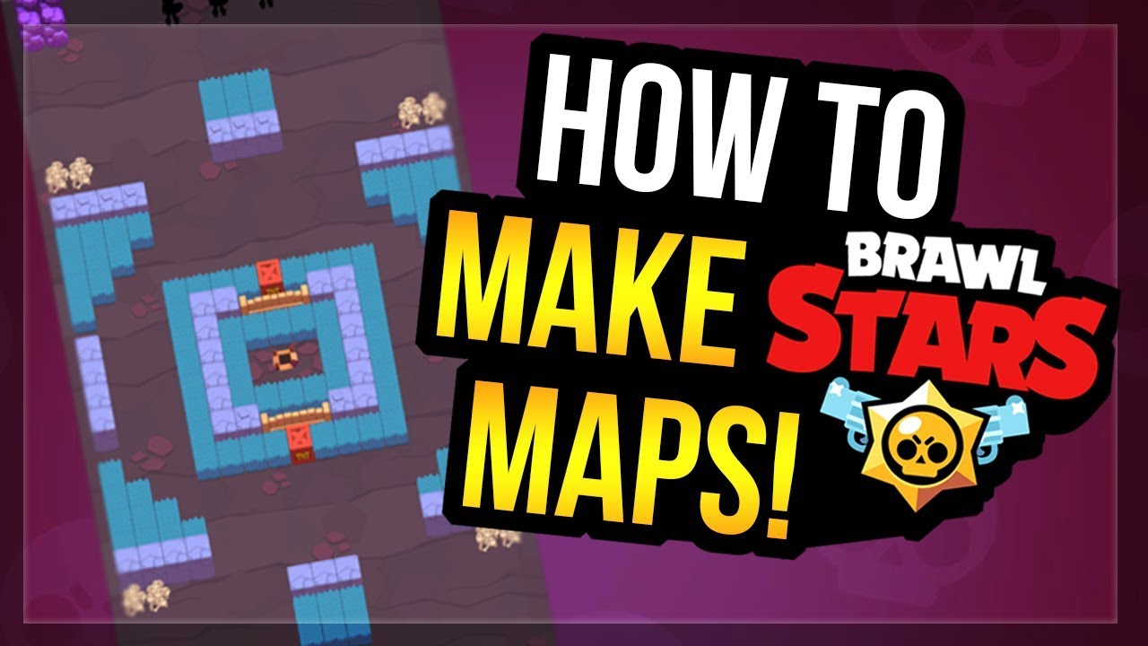 How To Make Brawl Stars Maps Brawl Stars Map Designer Brawl Stars